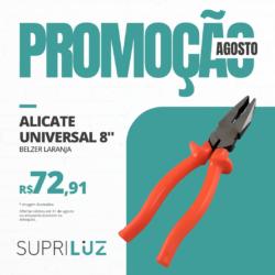 Alicate Universal 8