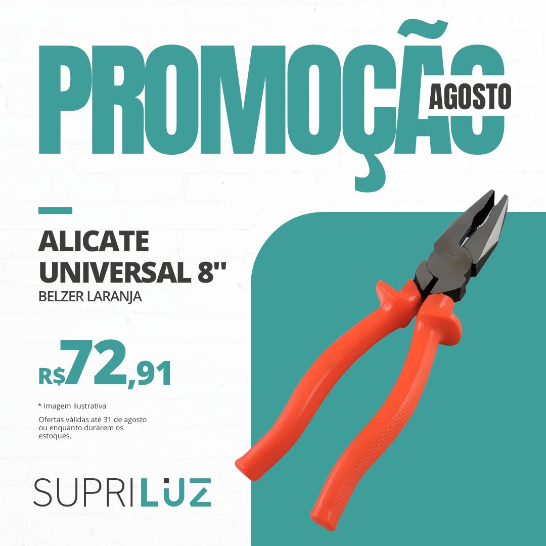 Alicate Universal 8″